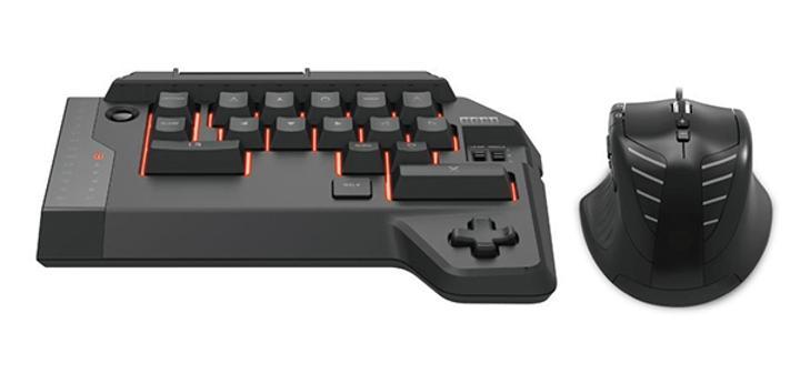Sıkı FPS oyuncularına özel PS4 uyumlu klavye-fare seti: Tactical Assault Commander 4