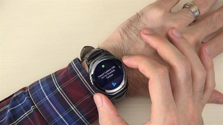 Samsung Gear S2 Classic  inceleme videosu