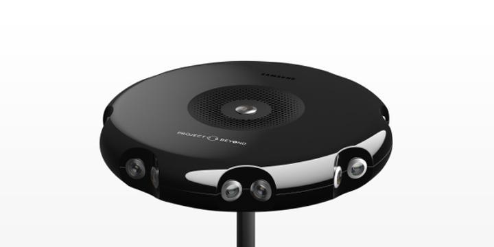 Samsung'un 360 derecelik sanal gerçeklik kamerası resmiyete kavuşabilir