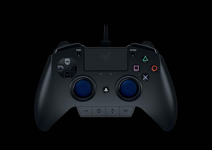 Razer Raiju: ESpor temelli PS4 kontrolcüsü