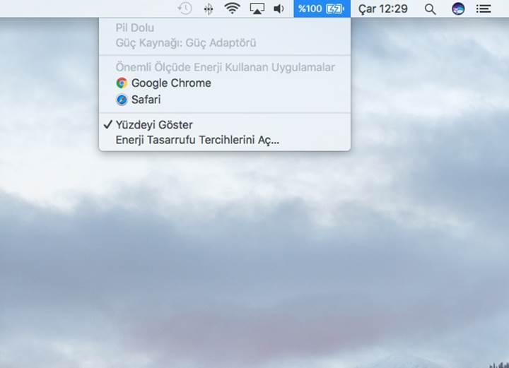 Apple, yeni güncelleme ile kalan pil süresini gizliyor