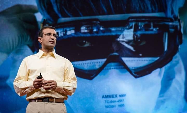 Harvard doktorunun salgınları engelleyecek fikri TED Ödülü'nü kazandı