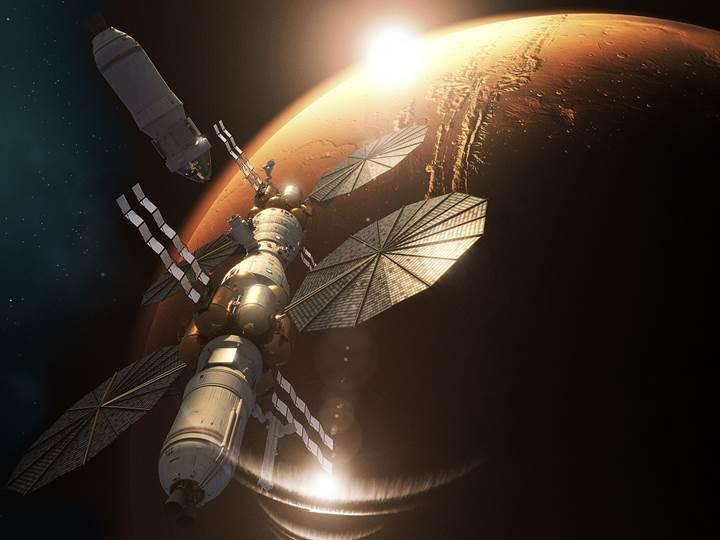 Lockheed Martin, SpaceX'e meydan okudu: İşte dev şirketin Mars planı