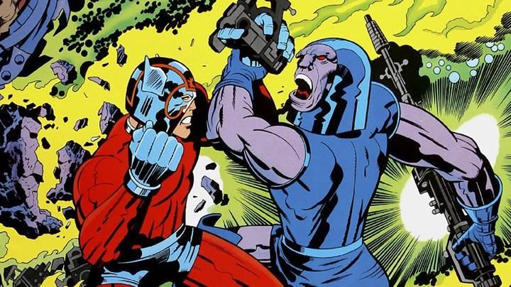 DC Comics'in en sevilen serilerinden The New Gods film oluyor