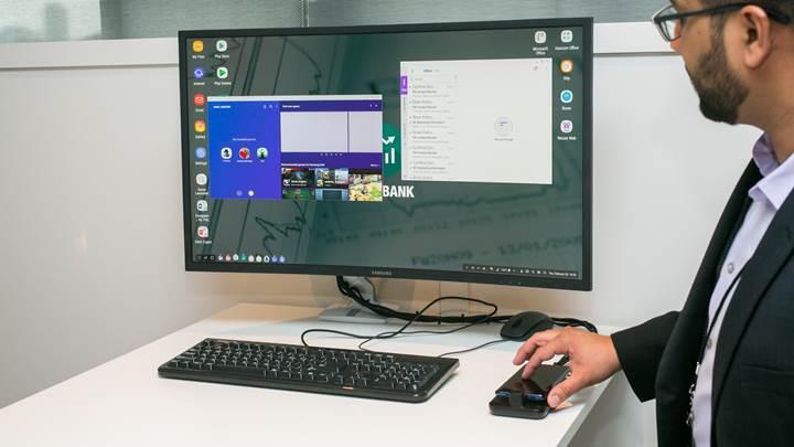 Samsung Galaxy Tab S4, DeX desteği ile ikinci ekran olarak kullanılabilecek