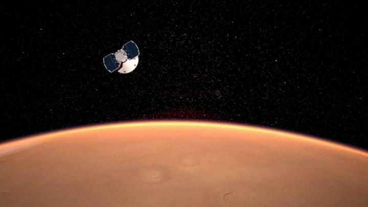 NASA, InSight aracını iki saat içerisinde Mars yüzeyine indiriyor [Güncellendi]