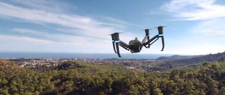 Turkcell'den uçan baz istasyonu: Dronecell