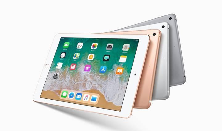 Yeni iPad'ler 2019'un ilk yarısında piyasaya sürülecek