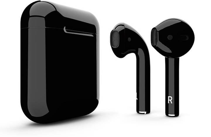 Siyah renk seçeneğine sahip AirPods 2 baharda piyasaya sürülebilir