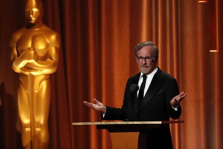 Steven Spielberg, Netflix yapımlarının Oscar ödülü almasına engel olmaya çalışmamış