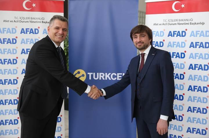 Turkcell'in yerli e-posta servisi, AFAD tarafından kullanılmaya başlandı