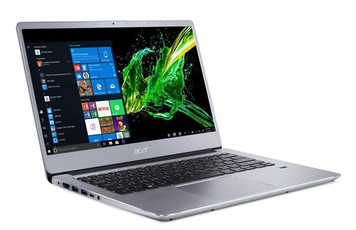 Acer Nitro 5 ve Swift 3 laptoplar AMD Ryzen işlemciler ile güncellendi