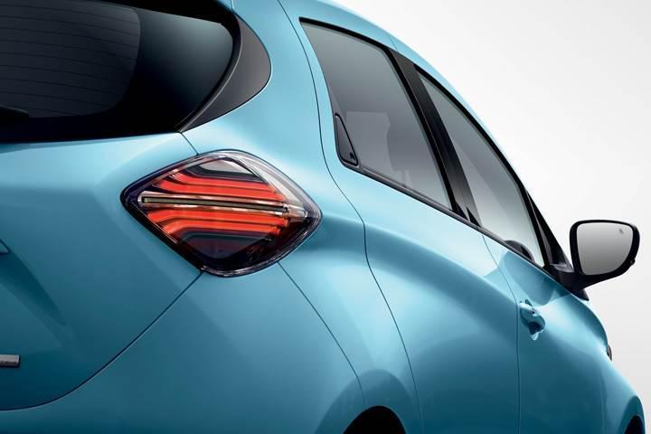 2019 Renault Zoe tanıtıldı: Yeni 135 bg'lik motor ve 390 km menzil