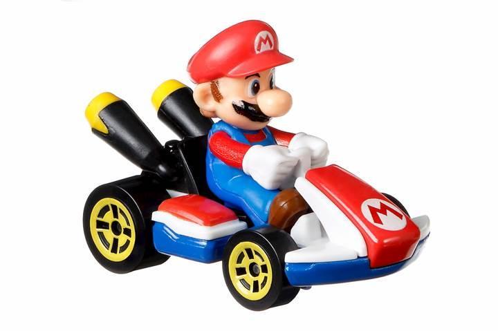 Mario Kart Hot Wheels yarış setleri duyuruldu