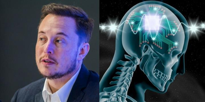 """Elon Musk, """"Neuralink"""" sayesinde insan beyni ile bilgisayarları birleştirmeyi hedefliyor"""