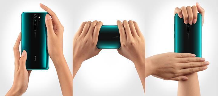 Redmi Note 8'in resmi basın görselleri yayınlandı