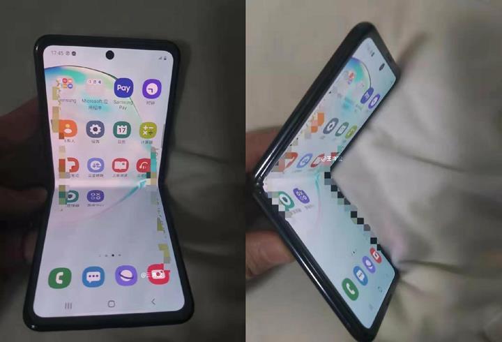 Samsung'un Motorola Razr benzeri katlanabilir telefonu sızdırıldı: Galaxy Fold 2 böyle gelebilir