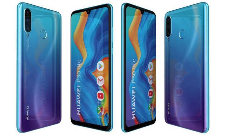 Huawei P30 Lite 2020, Google hizmetleriyle satışa sunulacak