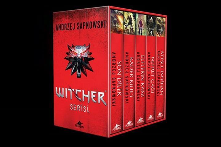 The Witcher serisi, başarıya doymuyor!