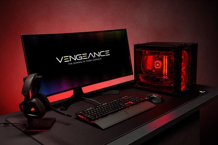 Corsair AMD tabanlı Vengeance 6100 hazır sistemlerinin satışına başladı