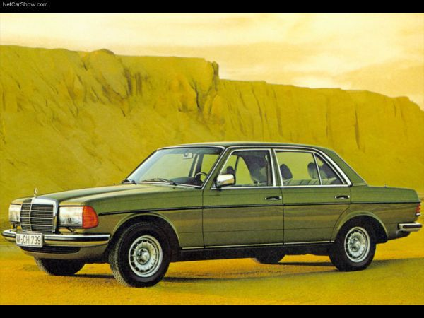 retro: mercedes-benz w 123 efsanesİ !