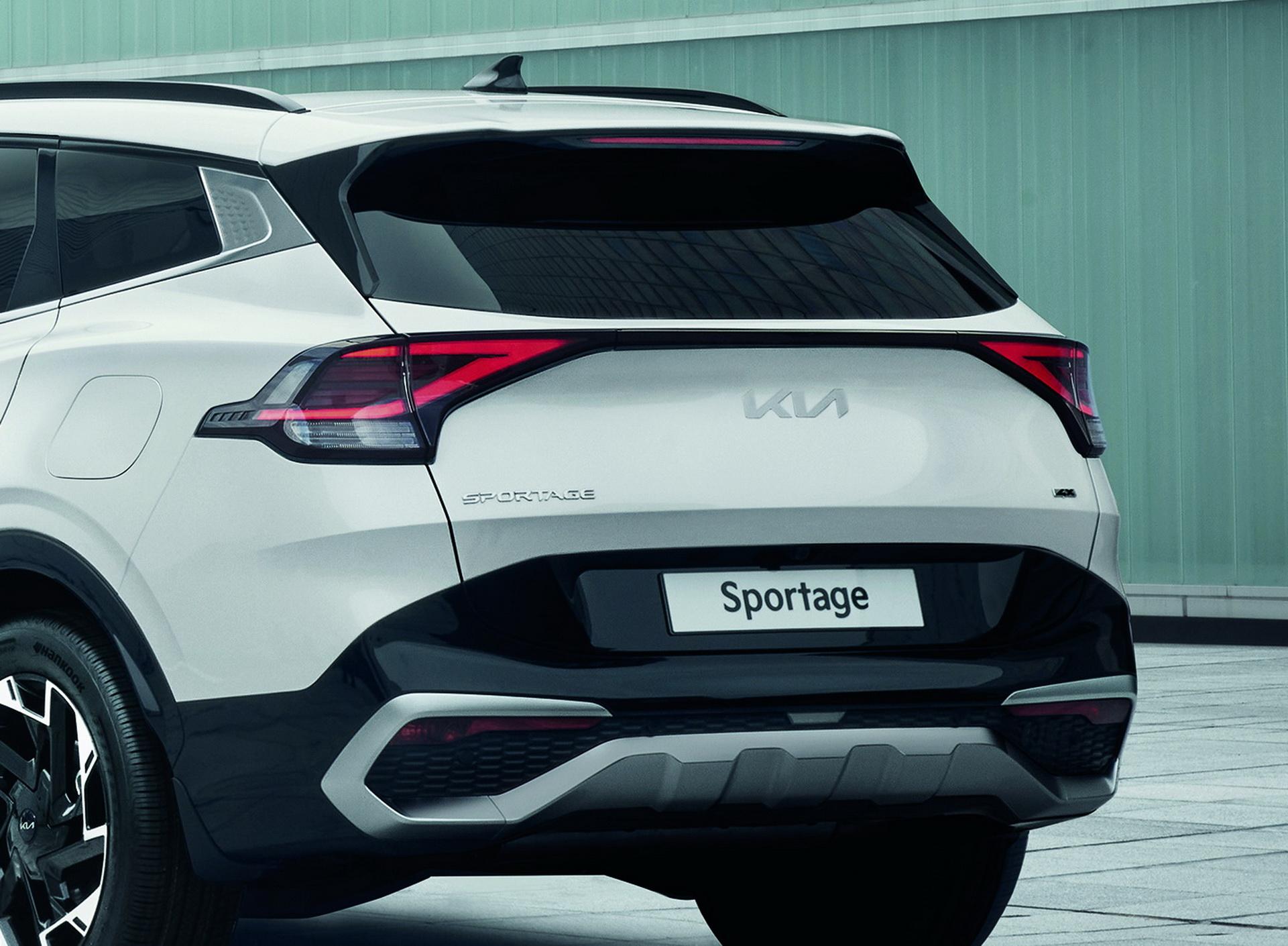 2022 Kia Sportage, yenilenen iç ve dış tasarımıyla karşınızda