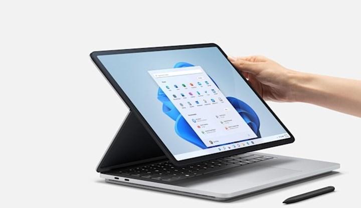 Surface Laptop Studio tanıtıldı