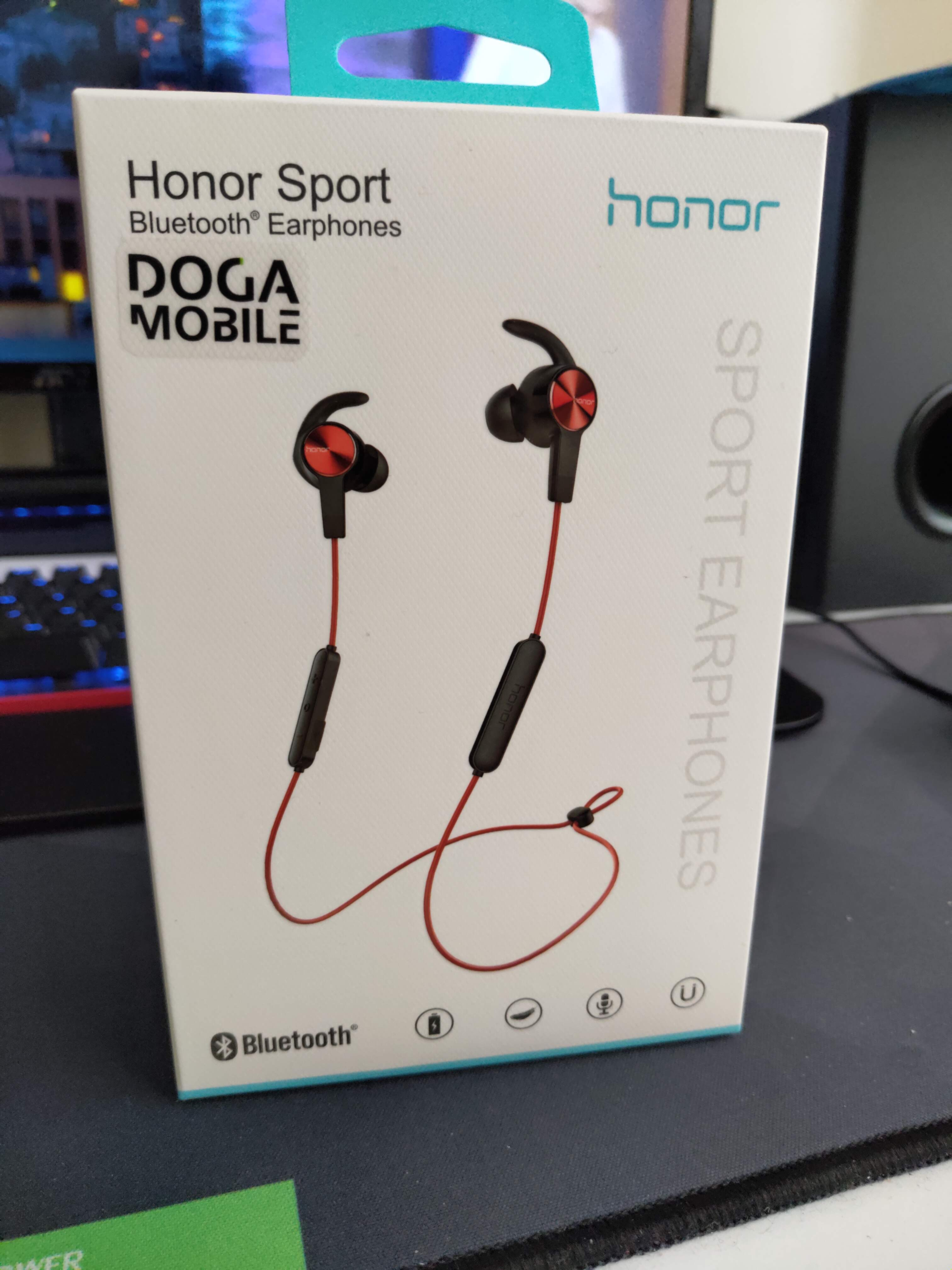 Huawei Sport Lite AM61 Kablosuz Kulak İçi Bluetooth Kulaklık