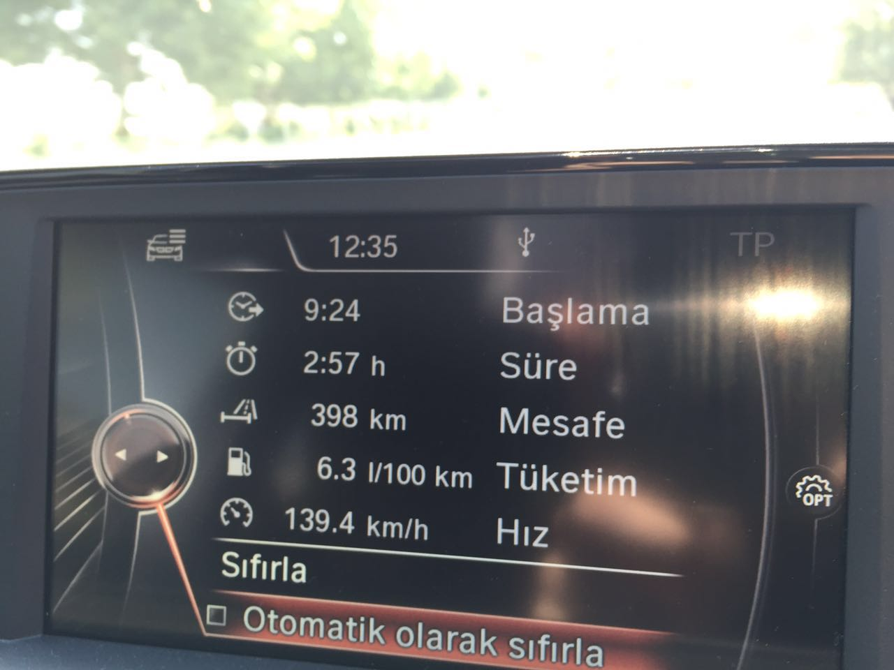 bmw 116d otomatik yakıt tüketimipage 1 of 4