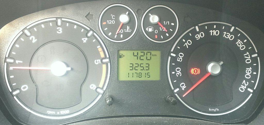 ford fiesta 1.4 tdci comfort yakıt tüketimi sorunu ! » sayfa 10 - 13